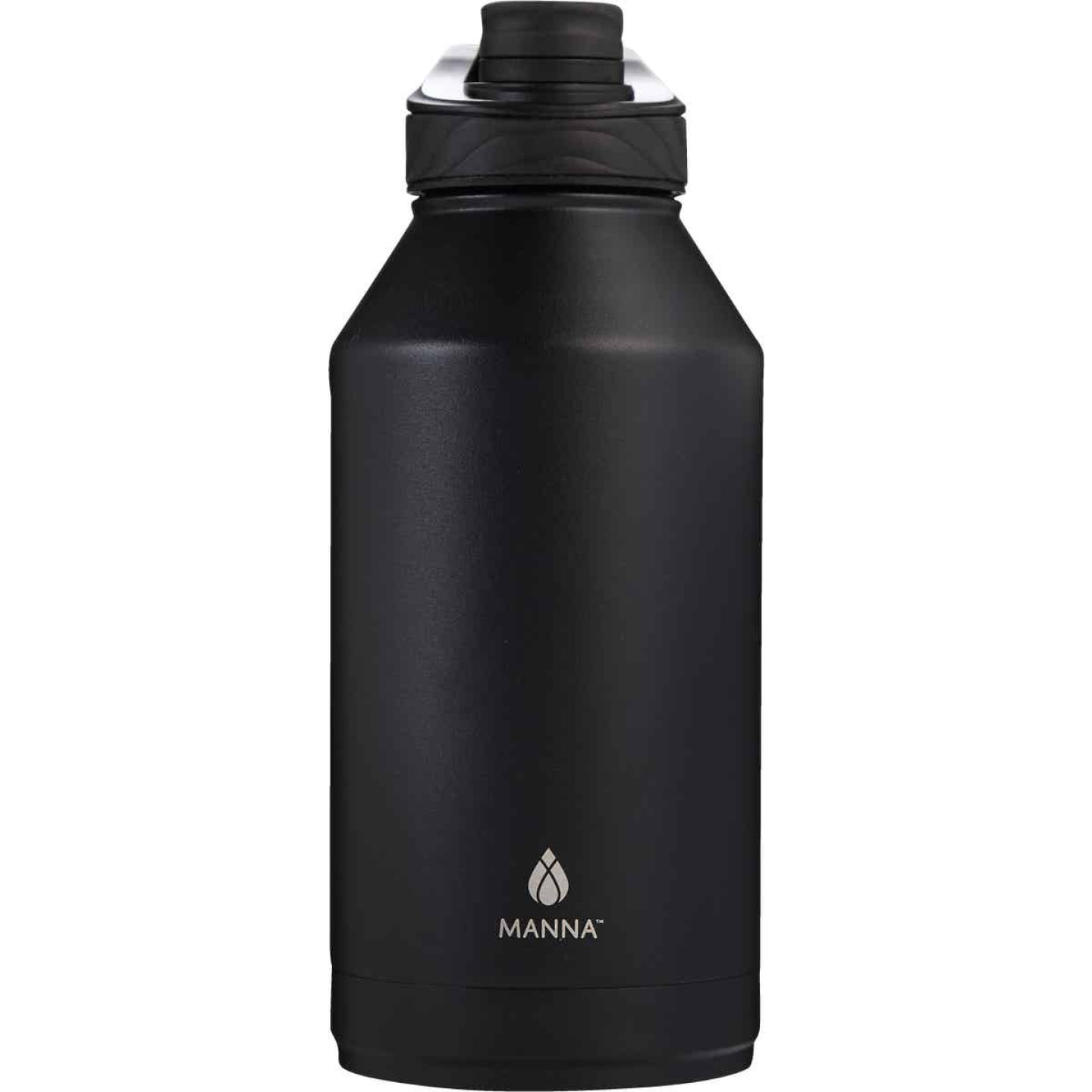 Manna 64 Oz. Sapphire Convoy Insulated Vacuum Bottle Image 1