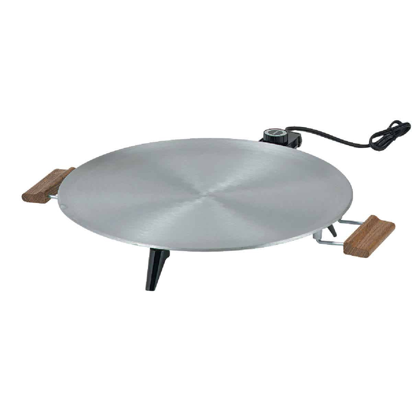 Heritage 16 In. Round Electric Grill Image 1