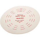 Bethany 9 In. Dia. Pastry Board & Cotton Cloth Image 1