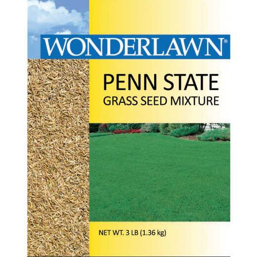 Wonderlawn 3 Lb. 500 Sq. Ft. Coverage Full Sun & Partial Shade Grass Seed