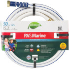 Element 1/2 In. Dia. x 50 Ft. L. Drinking Water Safe RV&Marine Hose Image 1
