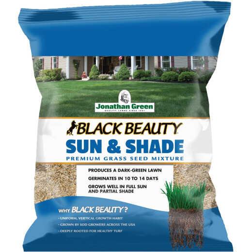 Jonathan Green Black Beauty 7 Lb. 2625 Sq. Ft. Coverage Sun & Shade Grass Seed