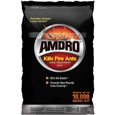 Amdro 5 Lb. Ready To Use Granules Fire Ant Killer Yard Treatment