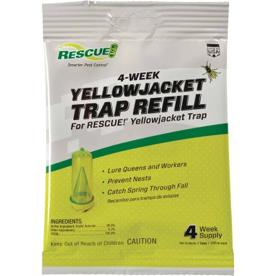 Rescue Liquid Outdoor Yellow Jacket Bait (2-Pack)