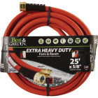 Best Garden 5/8 In. Dia. x 25 Ft. L. Drinking Water Safe Hot Water Hose Image 1