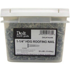 Grip-Rite 1-1/4 In. 11 ga Hot Galvanized Roofing Nails (6300 Ct., 30 Lb.) Image 2