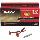 FastenMaster FlatLok 3-1/2 In. Engineered Structural Wood Screw (50 Ct.) Image 1