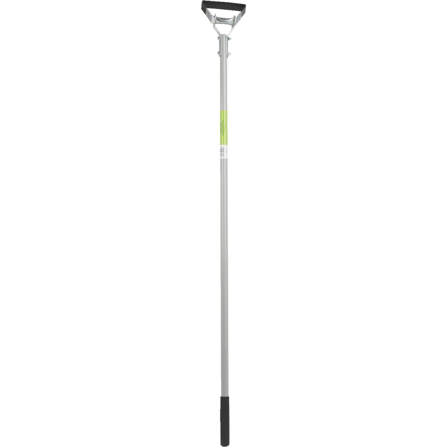 Best Garden 50 In. Fiberglass Handle Loop Action Hoe Image 2