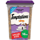 Temptations Creamy Dairy 16 Oz. Cat Treats Image 1