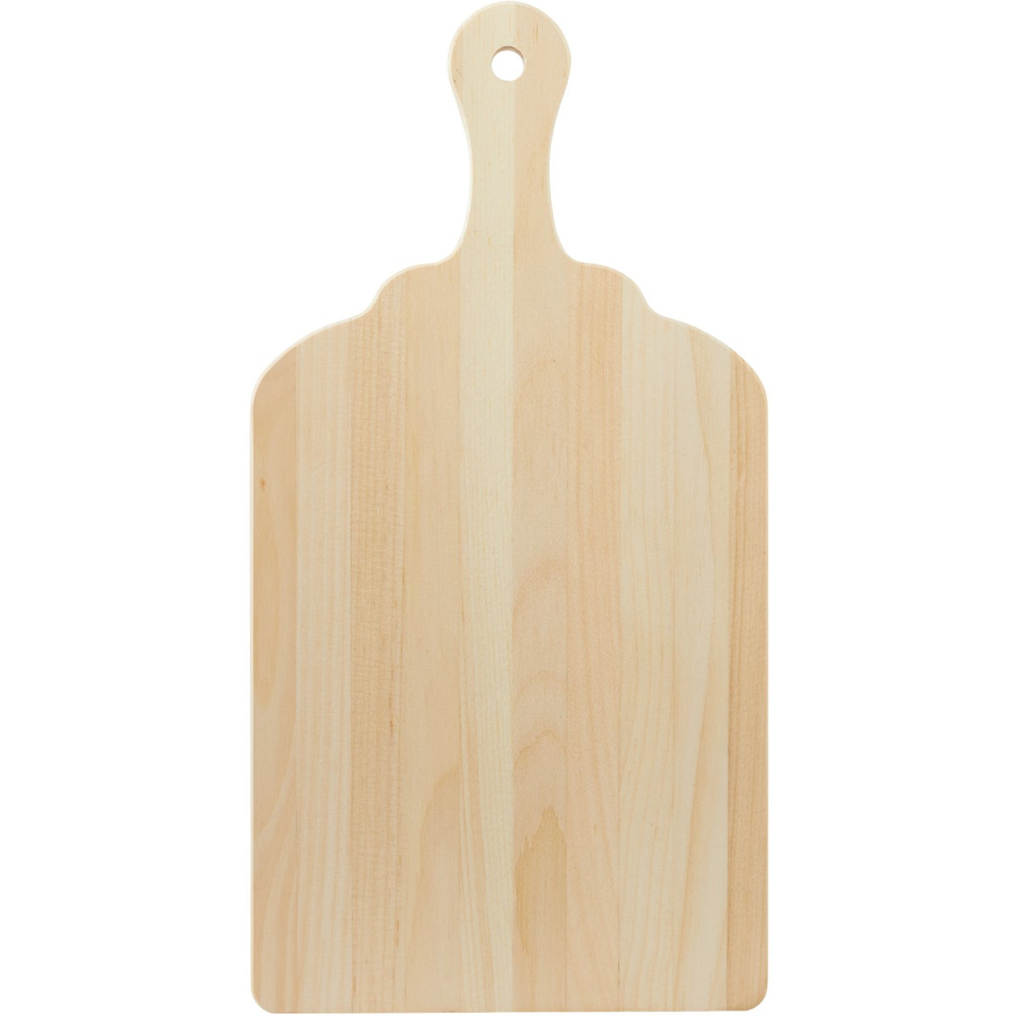 Walnut Hollow 7 In. x 14 In. Unfinished Wood Serving Board Image 2
