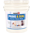 Zinsser Interior Prime & Seal Water-Based Primer, White, 5 Gal. Image 1