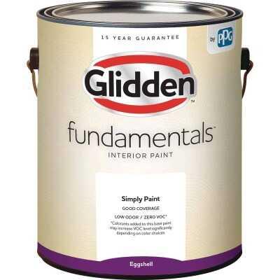 Glidden Fundamentals Interior Paint Eggshell Midtone Base 1 Gallon