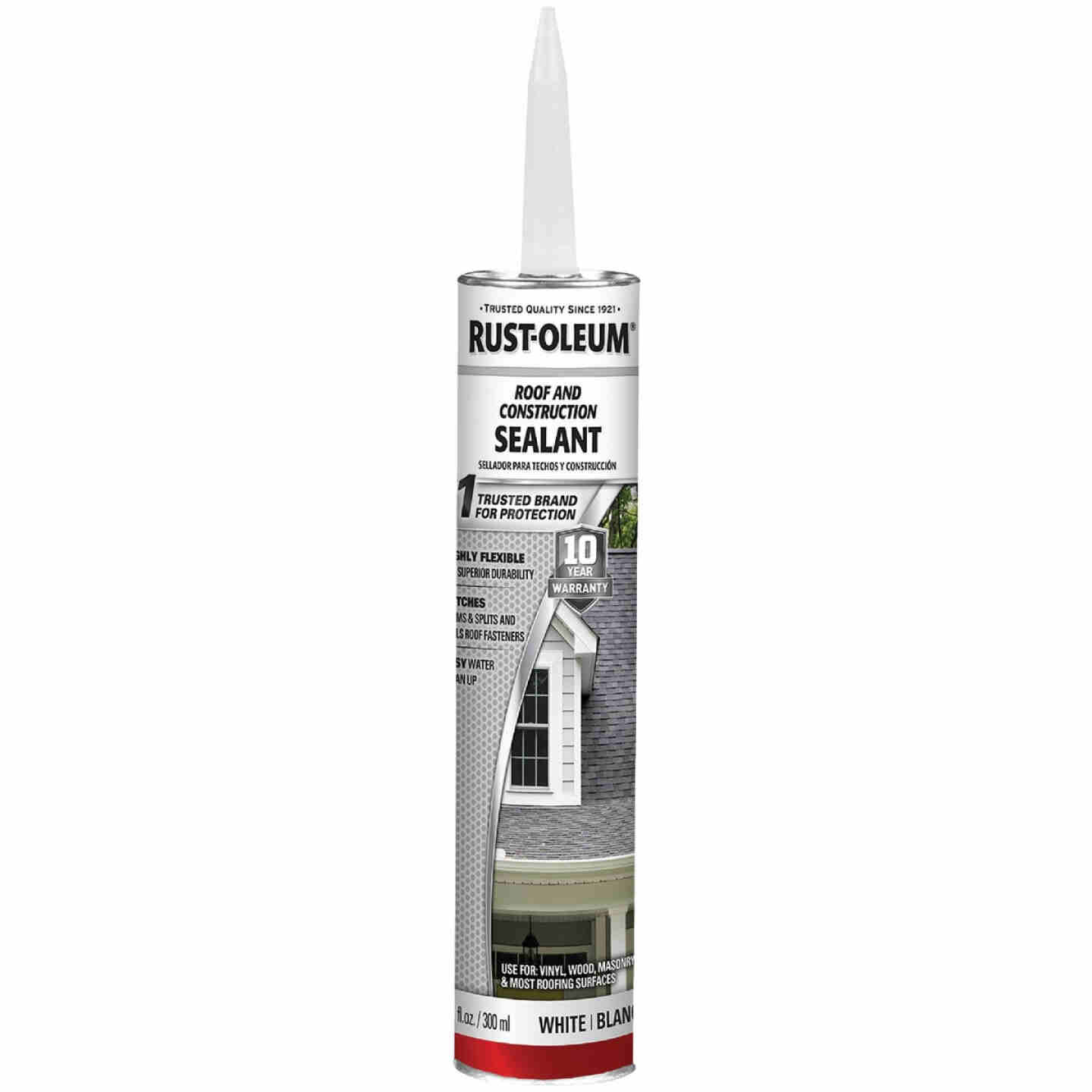 Rust-Oleum 10.1 Oz. Roof and Construction Sealant Image 1
