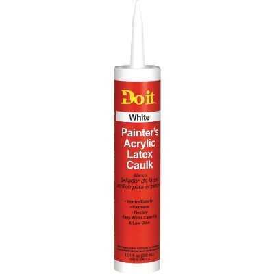 Do it Best 10.1 Oz. White Painter's Acrylic Latex Caulk