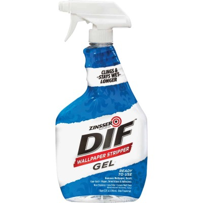 Zinsser DIF 32 Oz. Gel Wallpaper Stripper