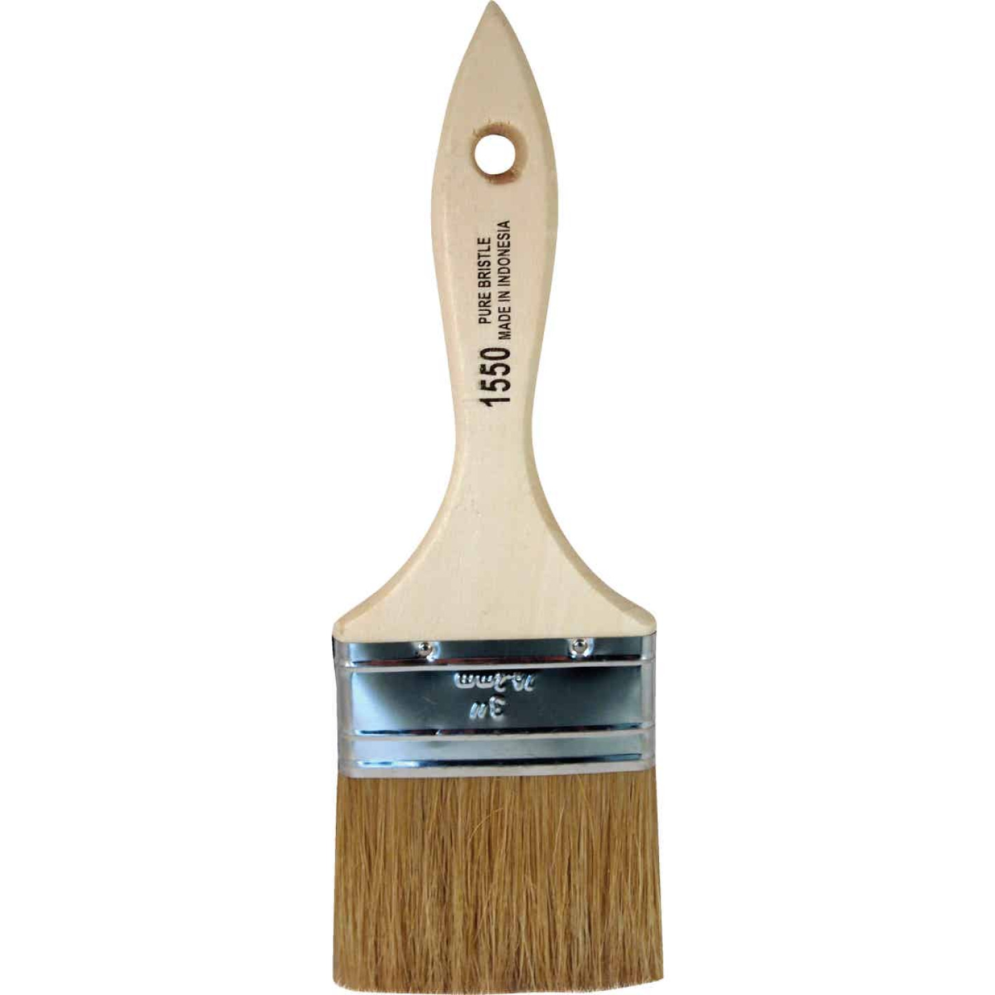Project Select 3 In. Double Thick Chip Paint Brush Image 1