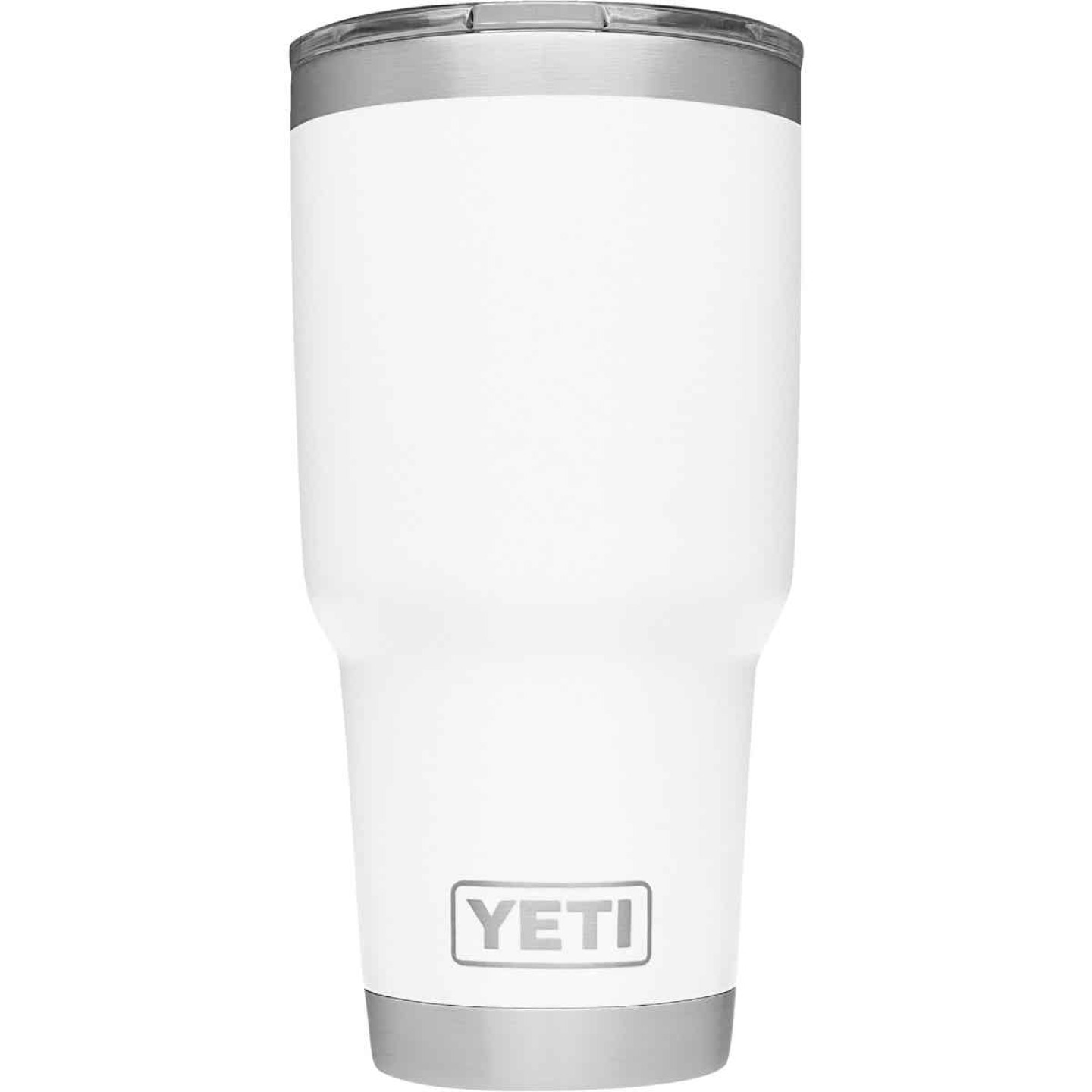 Yeti Rambler 30 Oz. White Stainless Steel Insulated Tumbler with MagSlider Lid Image 2