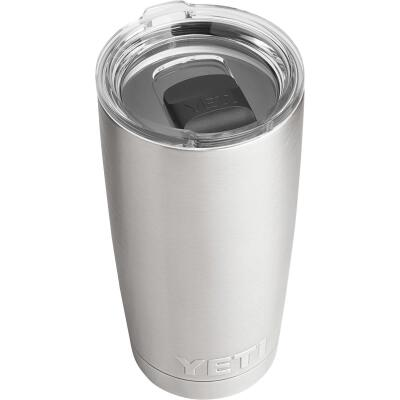 Yeti Rambler 20 Oz. Stainless Steel Stainless Steel Insulated Tumbler with MagSlider Lid