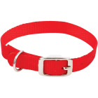 Westminster Pet Ruffin' it Adjustable 16 In. Nylon Dog Collar Image 1