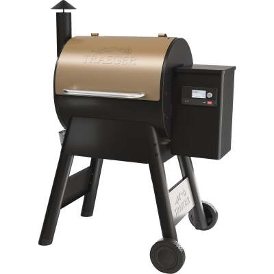 Traeger Pro 575 Bronze 36,000 BTU 572 Sq. In. Wood Pellet Grill