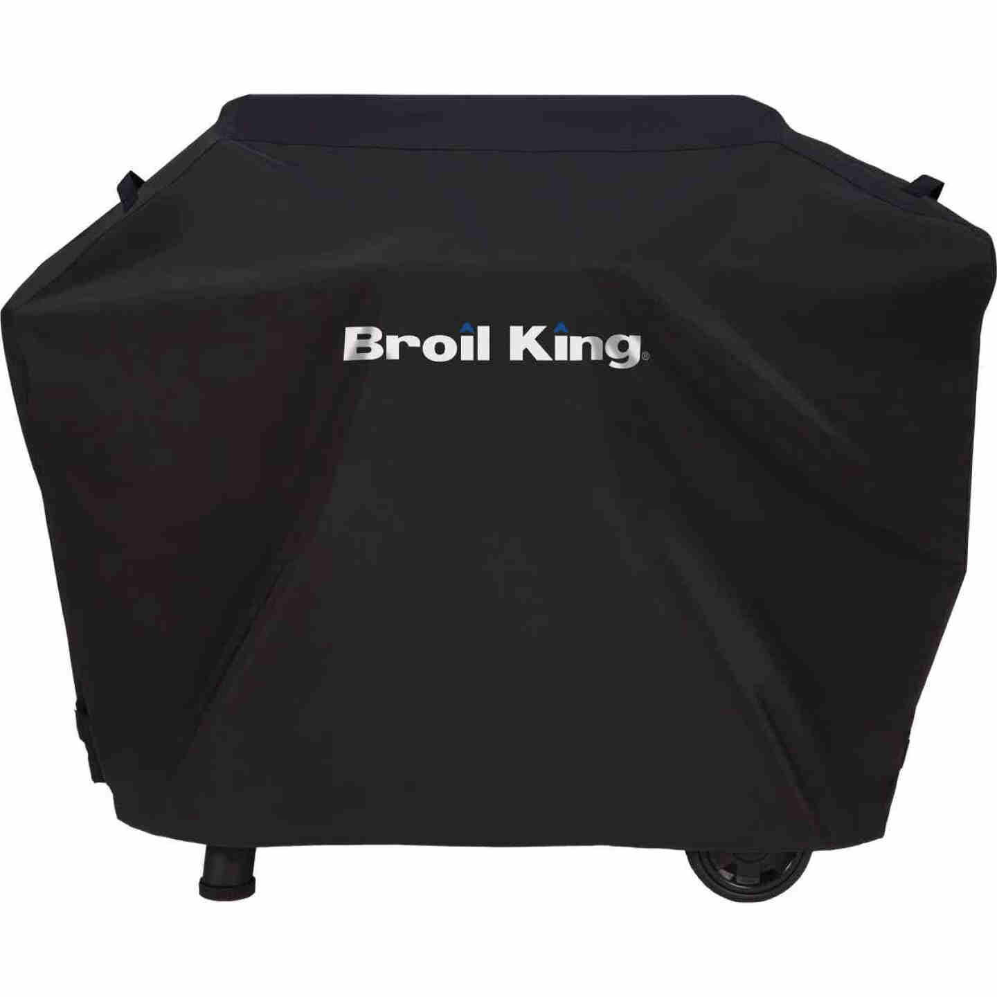 Broil King Baron Pellet 400 42 In. Black Grill Cover Image 3