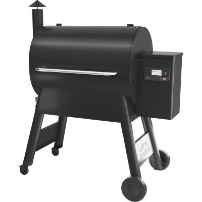 Traeger Pro 780 Black 36,000 BTU 780 Sq. In. Wood Pellet Grill