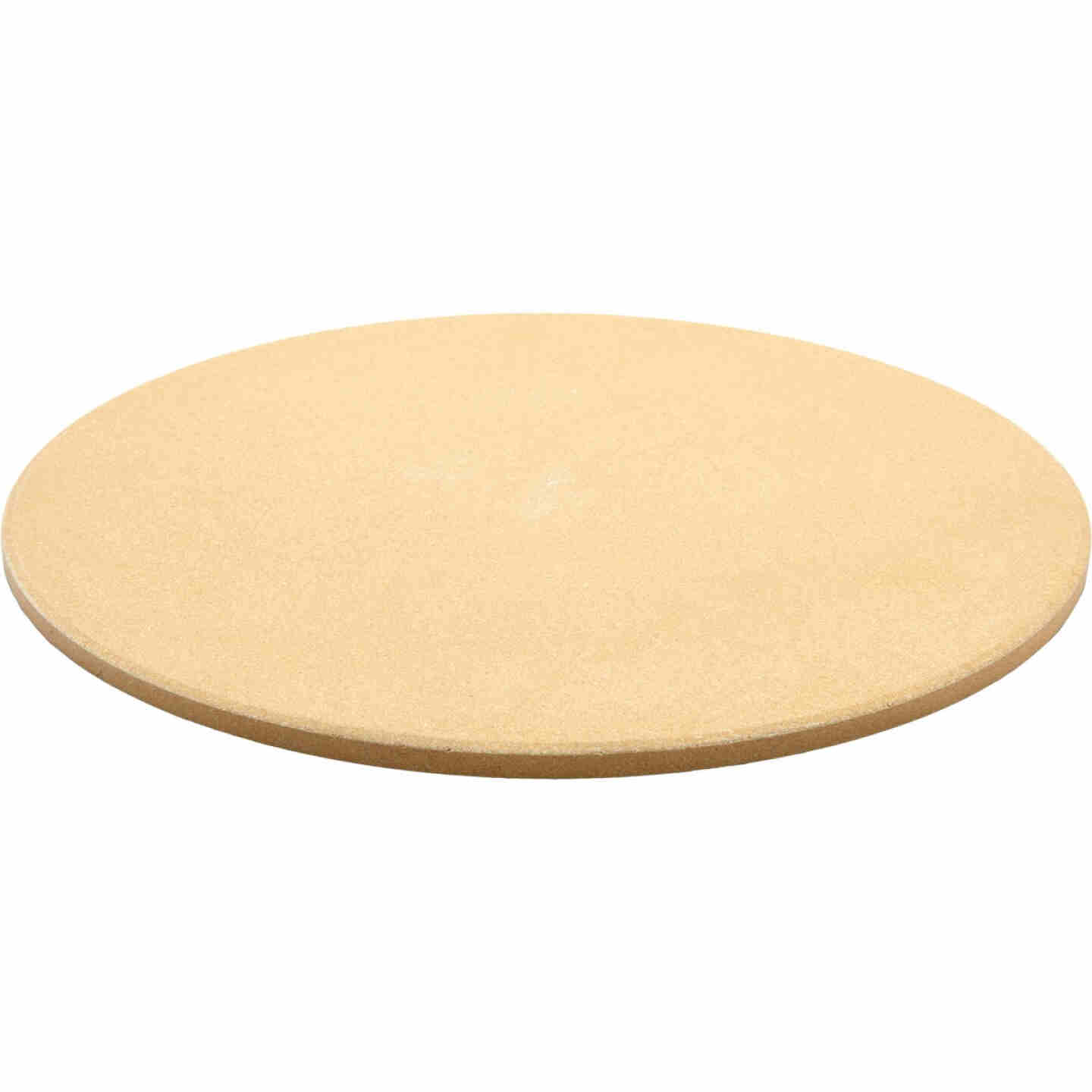 GrillPro 13 In. Ceramic Composite Pizza Stone Image 1