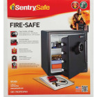 Sentry Safe 1.23 Cu. Ft. Capacity Combination Fire-Safe Floor Safe Image 2